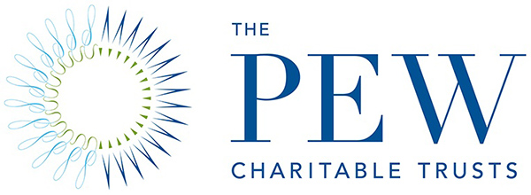 Pew Charitable Trusts logo