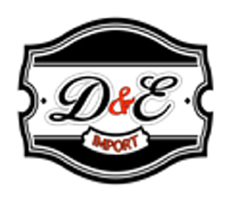 D and E